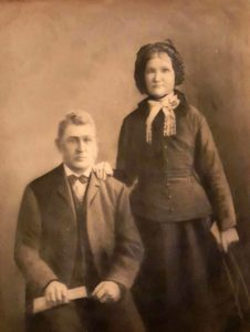Alfred Holtby and Susanna Norrish