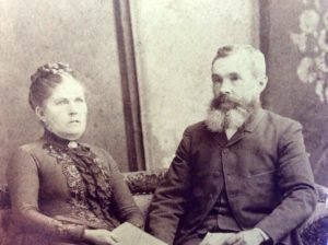 Mary McNichol and William Armstrong Mason son of James Mason and Mary Armstrong