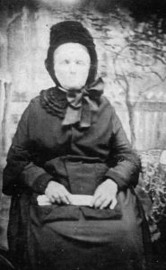 Ann Daly, 1834-1925, daughter of Hugh Daly and Mary Catherine Guinan