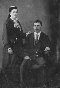 Elizabeth Gray and Thomas Armstrong Mason