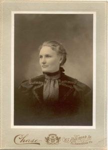 Matilda Jennie Law