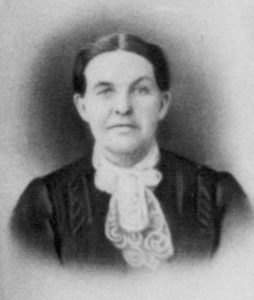 Isabelle Hannah Coleman. They married in 1868.