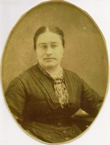 Mary Ann McGowan (1838-1912) a.k.a. Mrs Richard Nightingale a.k.a. Mrs. Theodore Latch