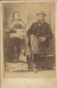 William Boyce and Melinda Seraphina Lindsay