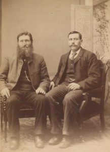 George C. Copping (1848-1935) and Joseph 'Reuben' Copping (1868-1929)