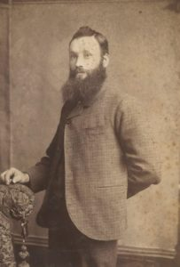 Henry Copping (1856-1904) son of Henry Copping & Frances Harkness