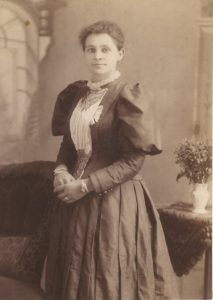 Mary McClatchey (c.1864-1934) wife of Henry Copping, junior