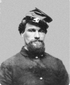 Robert McNown 1814 — 1864