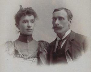 J. Reuben Copping (1868-1929) and Eliza Jane Mason (1865-1949)