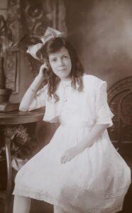 Marjorie Chatwin Johnston Clarke
