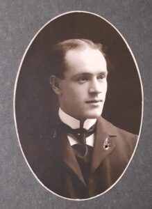 Victor R. H. Johnston 1876 - 1963